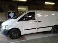 Mercedes Vito 2005 face lift conversion OFFERS