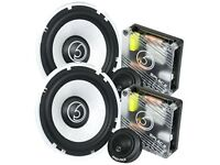 Bass Face SPL6C.2 900W 6.5'' Comp. speakers