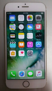 Apple iPhone 6 - 64GB - Rogers/Chatr/Speakout - Gold/White