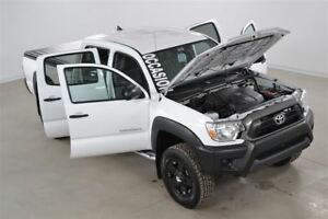 2014 Toyota Tacoma 4x4 V6 DblCab Suspension OFF Road Mags Rock S