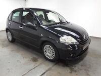 2006 CITROEN C3 1.6 EXCLUSIVE AUTOMATIC BLACK,5DR,CLEAN CAR,GREAT VALUE
