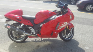 2004 gsx1300r Hayabusa Limited Edition
