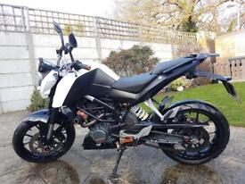 KTM duke 125cc for sale