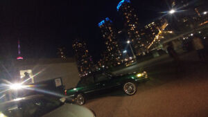 1997 Lincoln TOWN CAR LOWRIDER