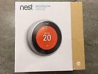 3rd generation nest thermostat