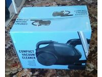 Compact vacuum cleaner new in box