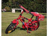 Fireman Sam Bicycle