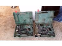 bosch drills spares or repair