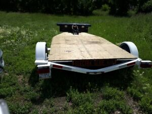 Great Flatbed or Toy Hauler $3400 OBO