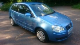 2006 Volkswagen Polo 1.4 S 3dr, low mileage, fully serviced, long mot