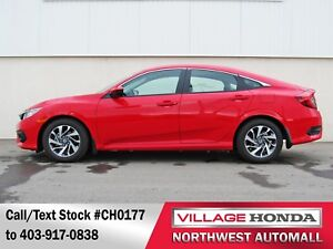 2017 Honda Civic EX-HS | Sunroof | Honda Sensing | Bluetooth |