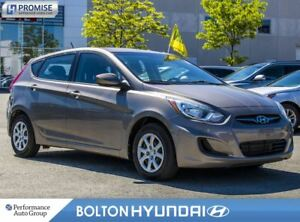 2013 Hyundai Accent GL|50410 Km's|Bluetooth|A/C|Cruise|Accident