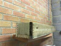 Window box/planter trough