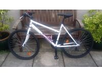 B'TWIN childs bike. 9 months old. V. Good condition.
