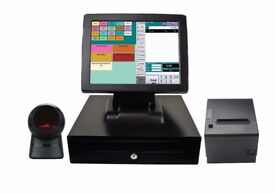 Complete Till Epos For Retail or Hospitality Business