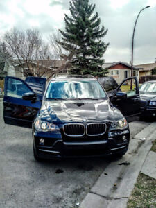 2008 BMW X5 SUV, Crossover