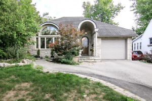4 bedroom luxurious detached house for rent in North York