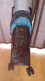 Silvercross Pop Buggy / Pushchair