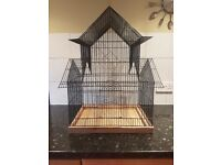 Handmade House Bird Cage