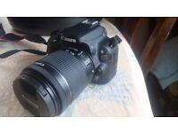 Canon EOS 100D - as new