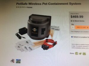 Wierless Pet System