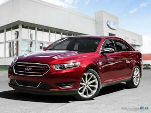 2016 Ford Taurus $191 b/w tax in | Limited Sunroof | Nav |