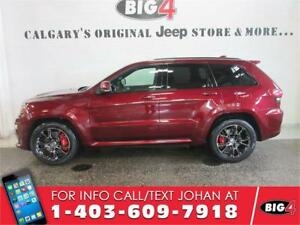 2016 Jeep Grand Cherokee SRT | Loaded | Bluetooth | Low KMS