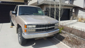 1993 Chevy 2500  for sale