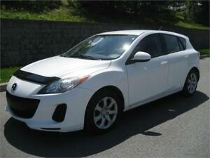 2012 MAZDA MAZDA3 GX HB SPORT (AUTOMATIQUE, 2.0L, AIR, FULL!!!)