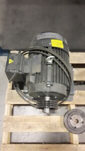 Electric Motors Never Used! Low Hours! Buy One Get One!