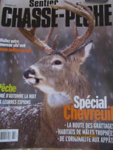 revue chasse et peche