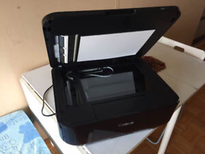 FULLY FUNCTION, EXCELLENT, Canon Pixma MX722(FULL ink-color&blk)