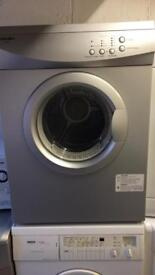 Silver Bush Vented Tumble Dryer Fully Working Order Just £75 Sittingbourne