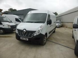 RENAULT MASTER LM35 125BHP BUISNESS+
