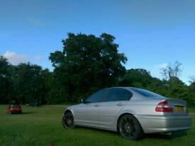 BMW 316 E46 1.8 petrol long MOT