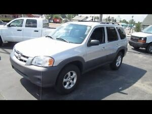 2006 Mazda Tribute PARTS FOR SALE- ENGINE+ TRANNY INCLUDED