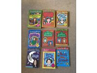 Jacqueline Wilson Books (9)