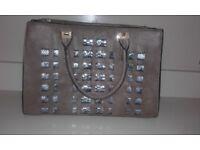 NEW Brown/Taupe Ladies Handbag (unwanted gift)