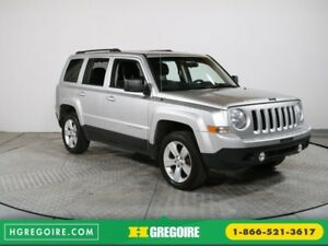 2012 Jeep Patriot NORTH 4X4 AUTO 5 PASS
