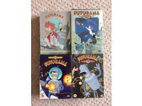 Futurama DVD box sets