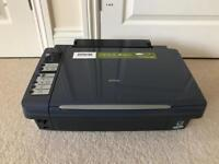 Epson Stylus DX7400 all-in-one inkjet printer and scanner