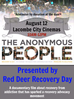 Come show support for your local Recovery Community!