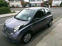 Nissan micra 2009 diesel 1 year mot road tax is £30 for 1 year
