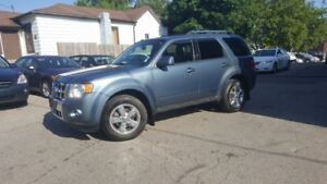 2011 Ford Escape Limited