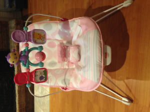 Brand new bouncy chair