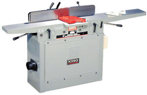 King Industrial jointer