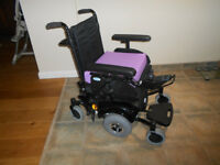 Patterson Seren Powered Wheelchair