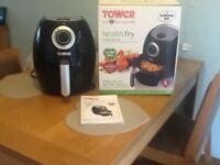 Tower Health Air Fryer used twice as new