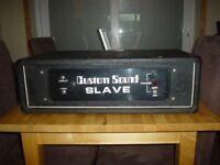 CUSTOM SOUND SLAVE AMP.