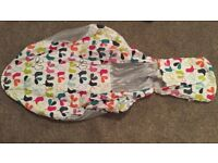 Mamas and papas pushchair sun cover like new